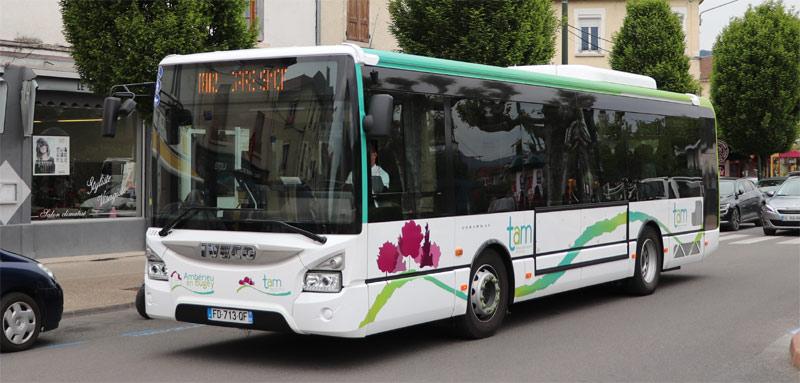 Réseau de transport en commun