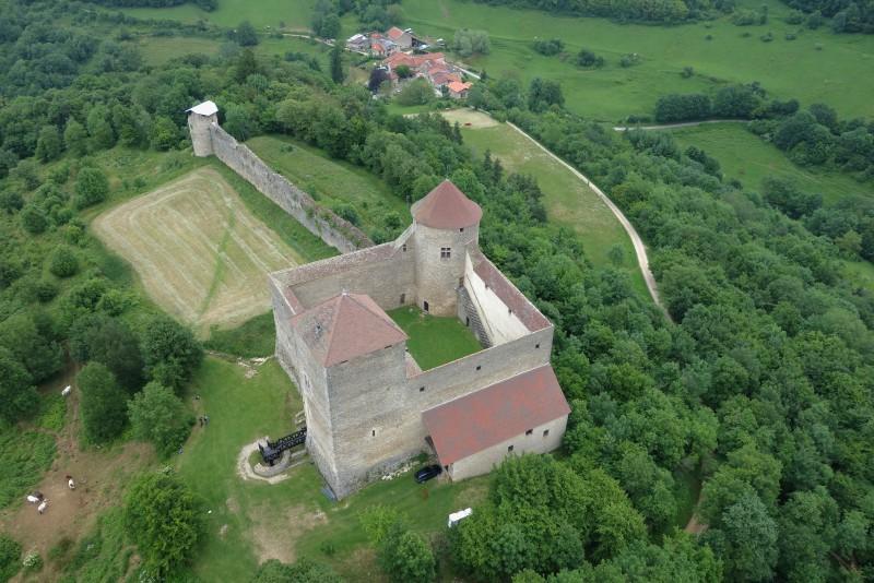 Le Château des Allymes