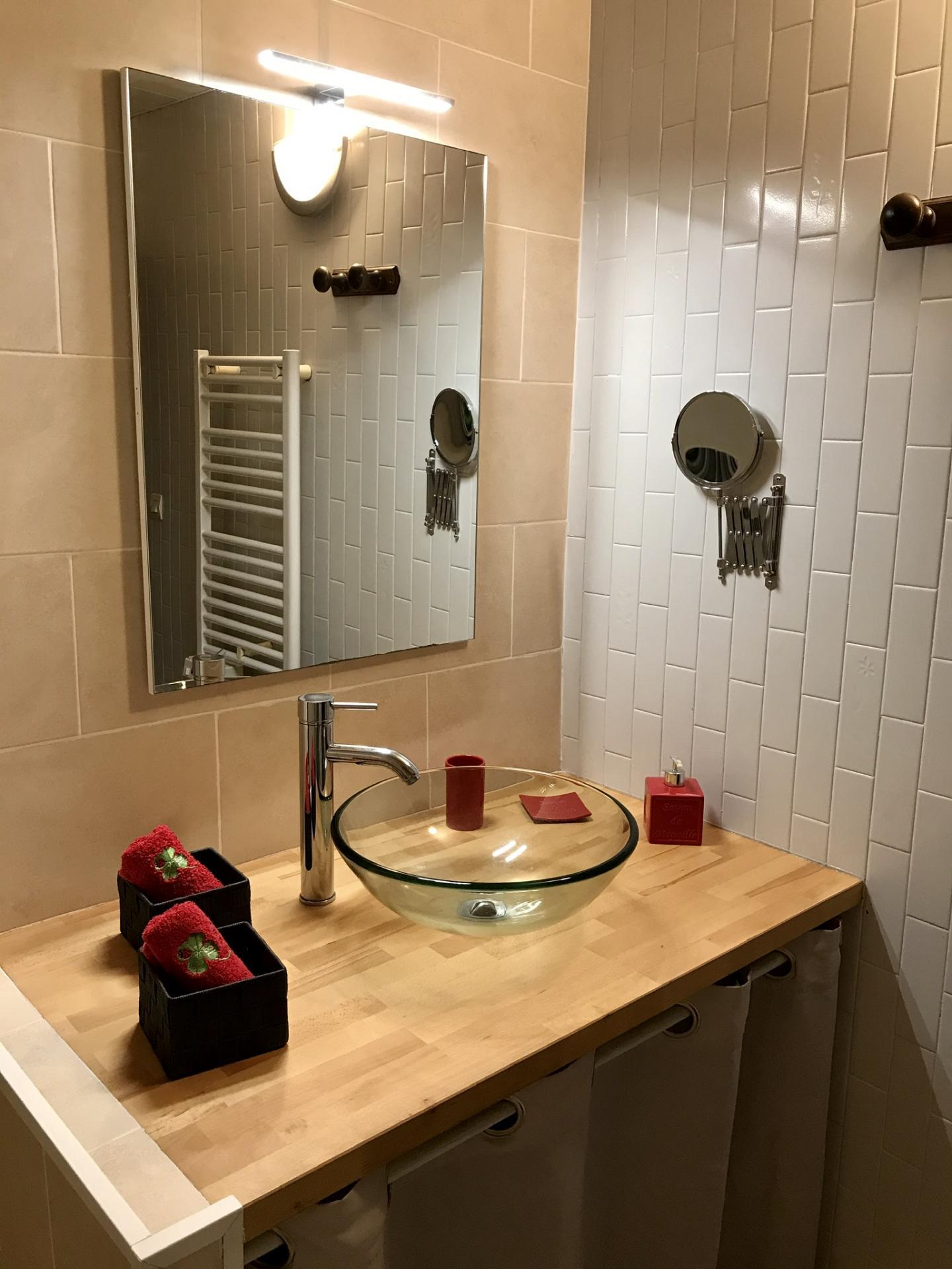 Plan de toilette